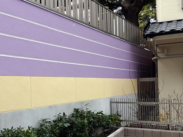 外壁工事 堺市の左官工事