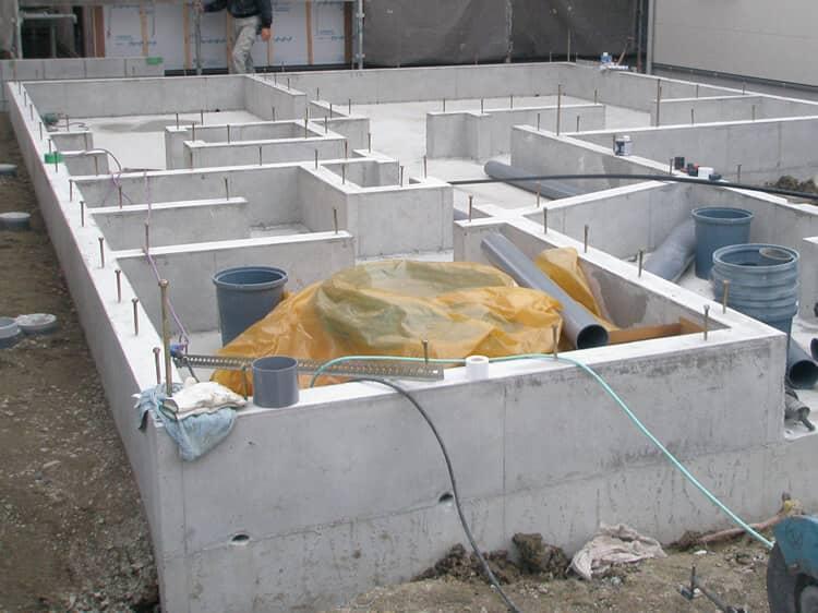 新築工事 堺市の水道設備